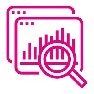 Icône statistiques CIMA