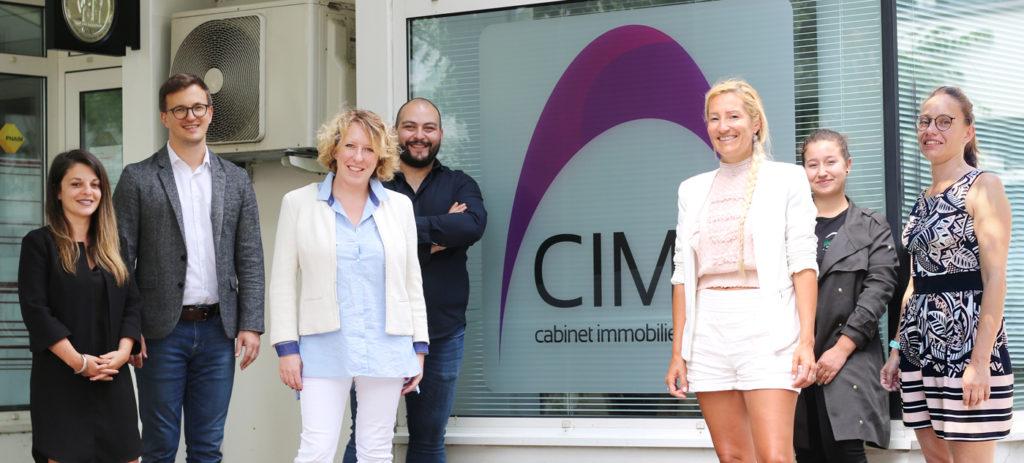 CIMA équipe 2020 Mulhouse